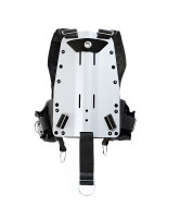 COMFORT BLACK HARNESS without back pad and pockets