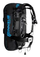 ULTRALITE 13 BLK/BLU SET incl. weight pockets
