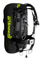 ULTRALITE 13 BLK/NEON YEL SET incl. weight pockets