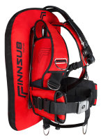 FLY 13D RED COMFORT SET SS
