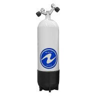Flaschen Miete 10 l Stahl Doppelabgang 200 bar