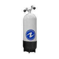 Flaschen Miete 15 L Stahl  Doppelabgang 200 bar