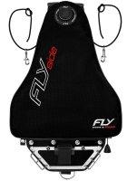 FLY SIDE Black set w/o weight pockets