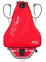 FLY SIDE Red set w/o weight pockets