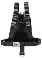 FLY SIDE Black wing + harness