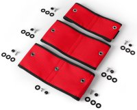 FLY side weight pocket red M