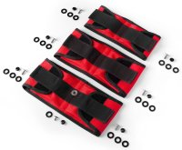 FLY side weight pocket red L