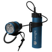 Nanight Tech 2 Blau 135cm - Sidemount