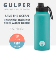Gulper Water Bottle