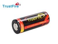 Trustfire 26650 5000mAh 3,6V - 3,7V geschützter...